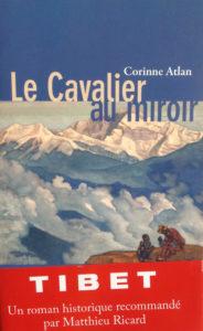 Le Cavalier au miroit - Corinne Atlan